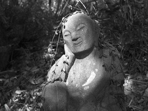 少林寺の五百羅漢